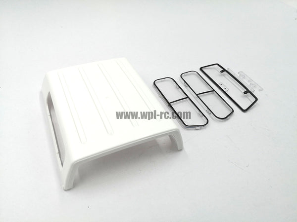 C24 Rear Cab Canopy Cabin - WPL RC Official Store