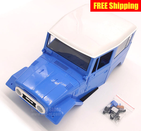 C34 Full Bodyshell - WPL RC Official Store
