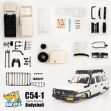 C54-1 - Bodyshell Only - WPL RC Official Store