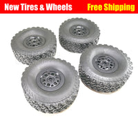Wheels & Tires V4 - C54 New Design - WPL RC Official Store