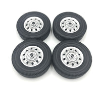 D12 Wheels & Tires - 4 pieces - WPL RC Official Store