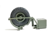 Spare Tire Rack - WPL RC Official Store