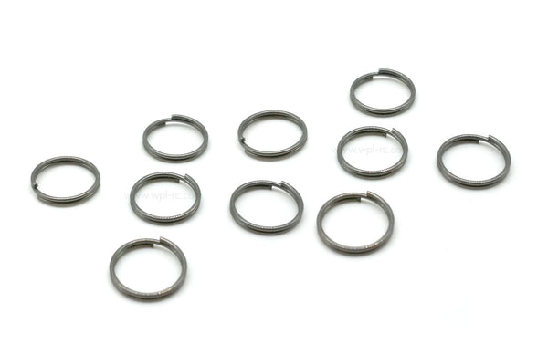 Spring Retainer Ring - 10 pcs - WPL RC Official Store