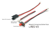 Wires & Connectors for R.E.S-V3 (For Official Store Members only) - WPL RC Official Store