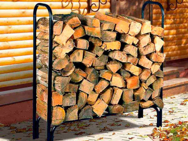 How to prepare your firewood properly with the help of a log splitter?