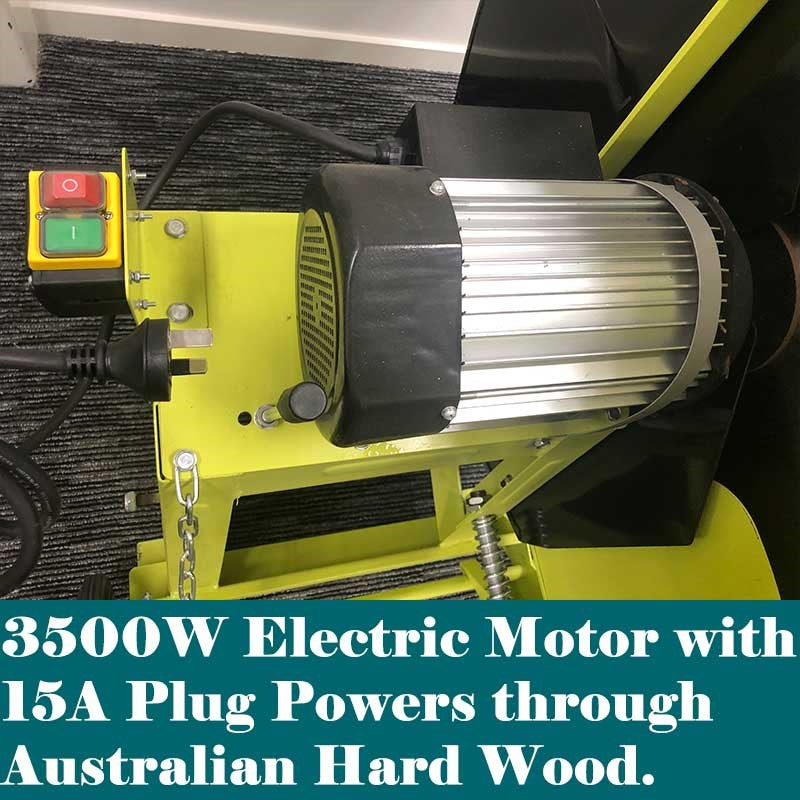 700mm Electric Log Saw 3500W | Log Saw Forestwest
