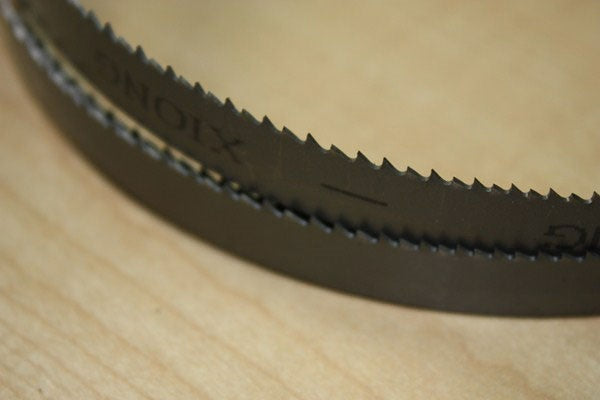Metal Band Saw Cutting Blade | Metal Band Saw Forestwest