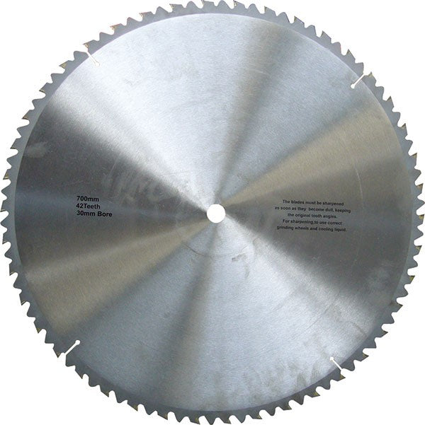 700mm 42Teeth Circular Saw Blade TCT | Firewood Saw Blade Forestwest
