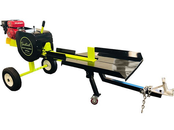 34ton Kinetic Log Splitter 6.5hp Petrol BM11038 | Kinetic Log Splitter Forestwest