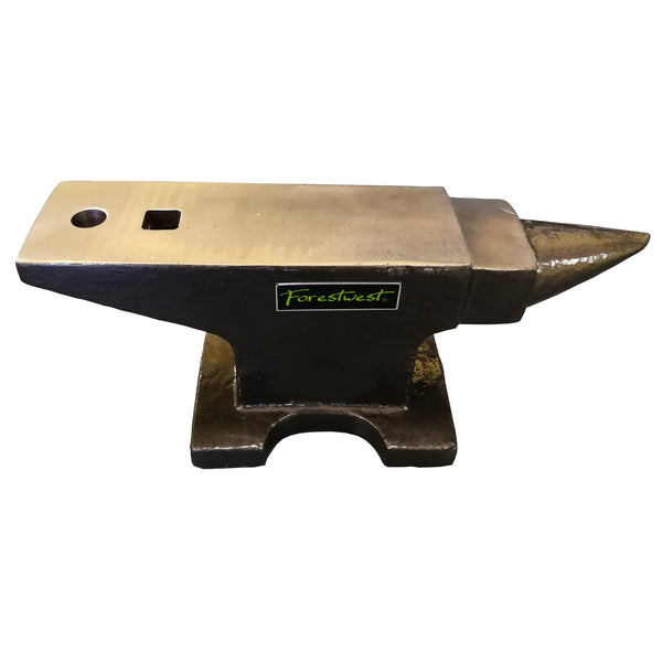 20kg Steel Blacksmiths Anvil with Hardy Hole | Anvil Forestwest