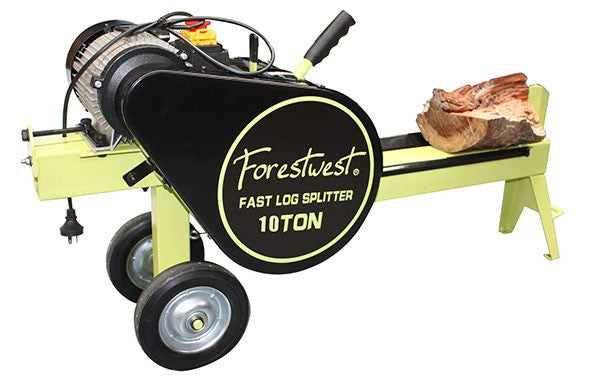 10ton Log Splitter, Kinetic Log Splitter Upgraded 1800W | Kinetic Log Splitter Forestwest