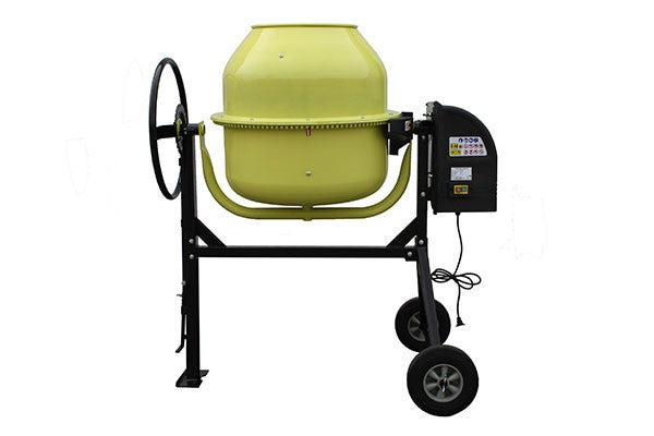 180L Portable Cement Mixer 800W Electric | Cement Mixer & Mortar Mixer Forestwest