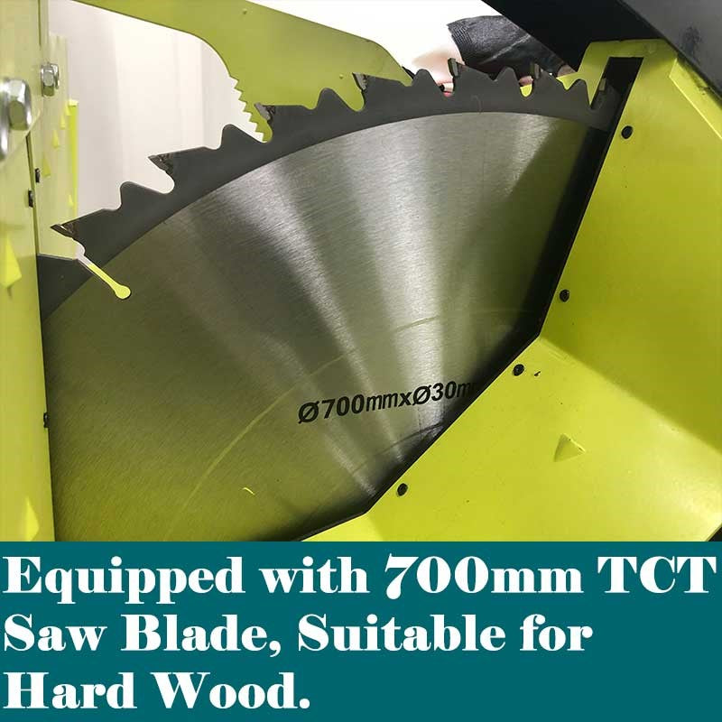 700mm Petrol Log Saw 13HP Electric Start | Log Saw Forestwest