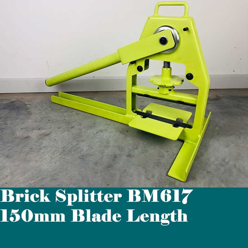 150mm Brick Splitter Block Splitter - Forestwest