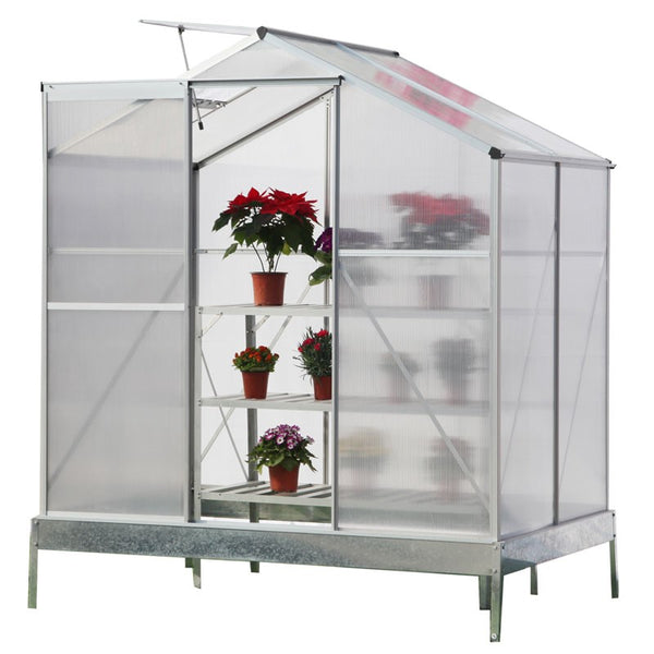 Garden Storage Greenhouse - Forestwest