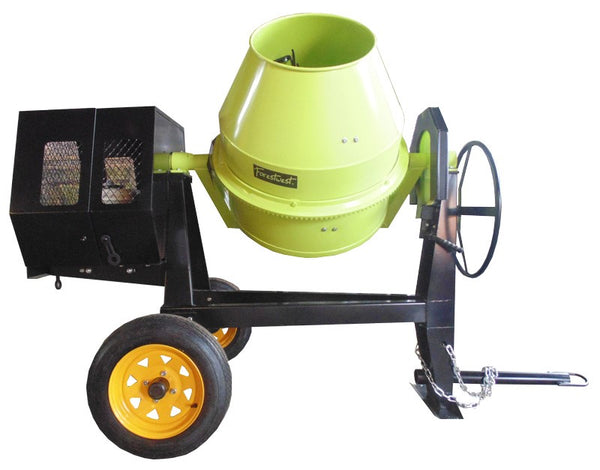 350L 6.5hp Petrol Cement Mixer - Forestwest