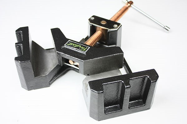 110mm Welding Vice Right Angle Clamp | Corner Clamp Forestwest