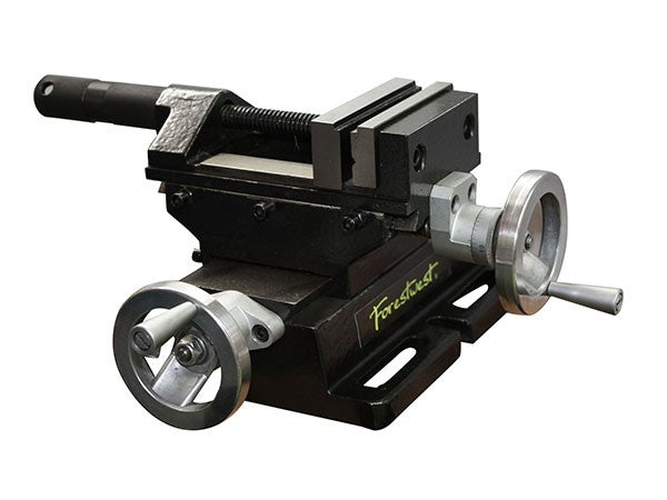 "6"" Precision Cross Slide Vice 
