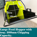 100mm Wood Chipper Shredder 250cc B&S Engine Commercial Grade | chipper Forestwest