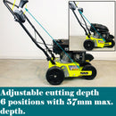 150cc 228mm Walk-Behind Lawn Edger | edger Forestwest