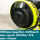 209cc 240km/h Walk-Behind Blower | blower Forestwest