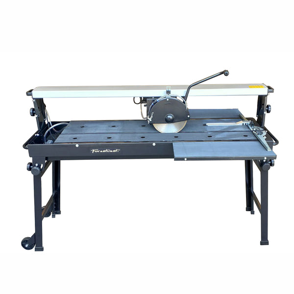 1500W 1250mm Wet Tile Saw | Wet Tile Saw & Tile Cutter Forestwest