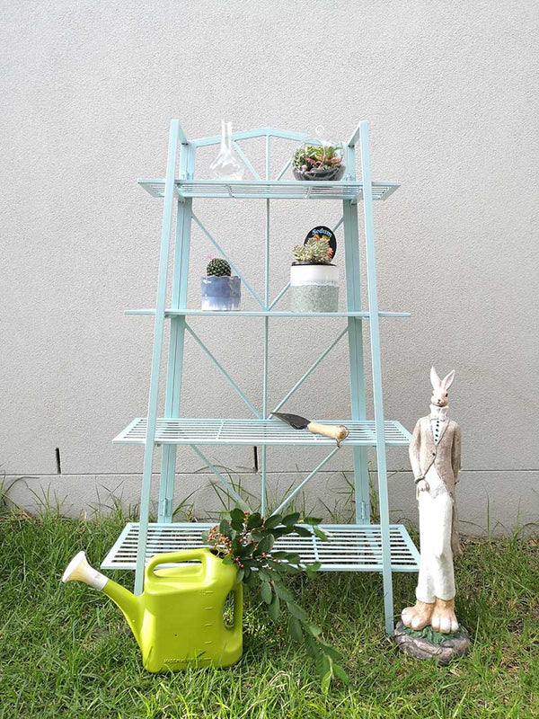 4 Tier Garden Shelving - Forestwest