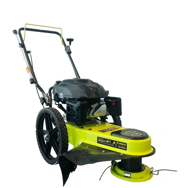 "175cc 22"" String Trimmer Walk-Behind Lawn Mower"