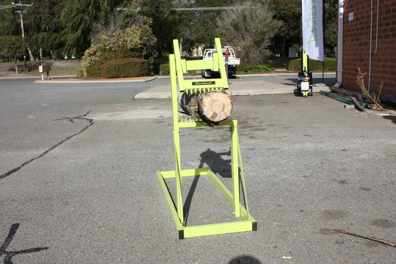 Log Stand Chainsaw Stand A | Log Stand & Log Handling Tools Forestwest