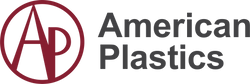 "Plastic White 1"" Center Release Buckle (AP009) 