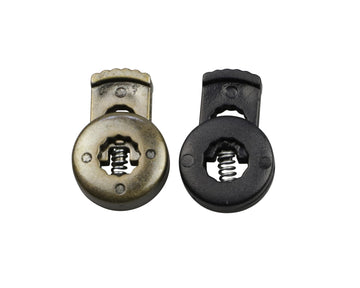 Plastic Single Hole Cord Lock (AP142)