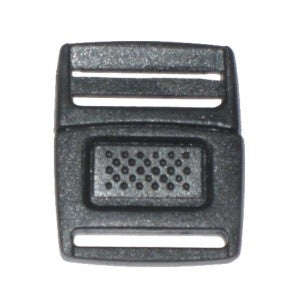 "Plastic 3/4"" Center Release Buckle (APFR)"