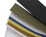 Nylon Grosgrain Hard Finish Binding Tape (7-500HF)