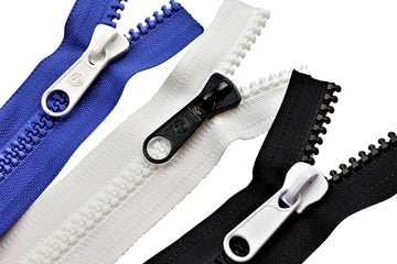 #8 Molded Zipper (ZIP08D)
