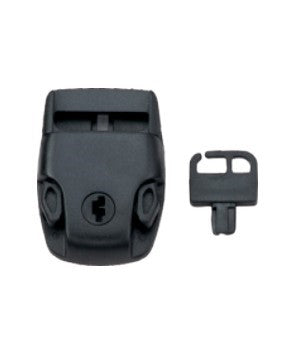 "Plastic 1"" Spa Buckle with Key (AP-SPA1407)"