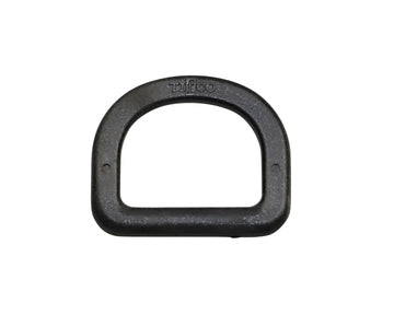 Plastic TIFCO D-Ring (TFD70525)