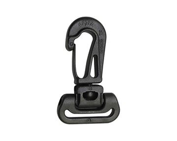"Plastic 1"" Grizzly TIFCO Snap Hook (TFNH25)"