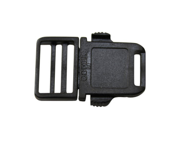 "Plastic TIFCO 3/4"" Side Release Buckle (TFSS12185705X)"