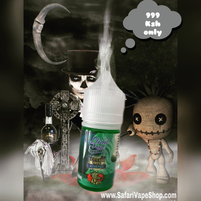 Voodoo Revenge 30 ml By Cloud Vape