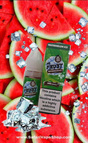 Dr. Frost Watermelon Ice Vape Juice 10 ml