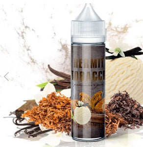 Vanilla tobacco flavored vape juice and e-liquid