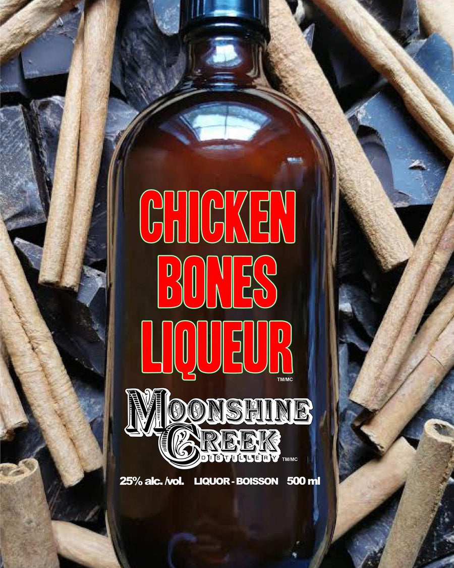 Chicken Bones Liqueur