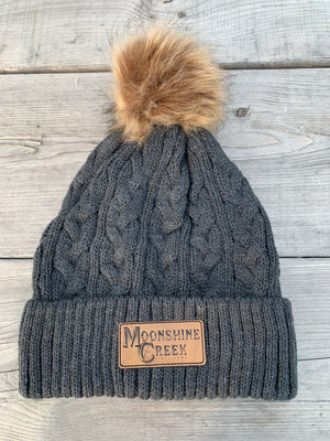 Women's knit hat