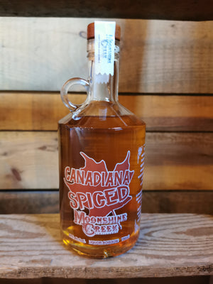 Spiced Canadiana - 750ml