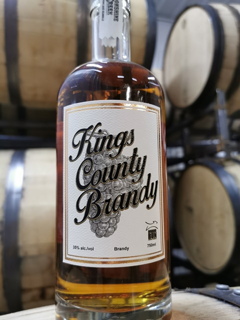 Kings County Brandy - 750ml