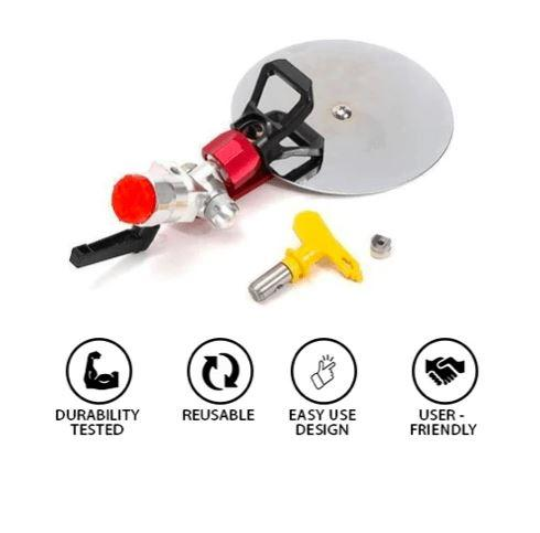 Paint Sprayer Universal Guide Tool