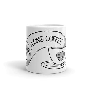 Long Coffee Mug - SiberianLizard