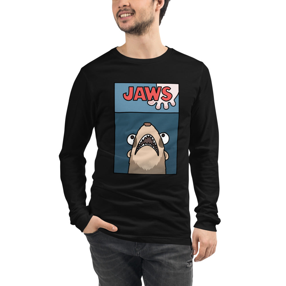 Jaws Ferret Unisex Long Sleeve Tee