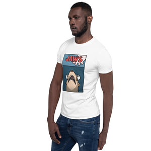 Jaws Ferret Short-Sleeve Unisex T-Shirt