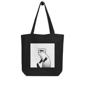 Cat Snake Clan Ferret Eco Tote Bag